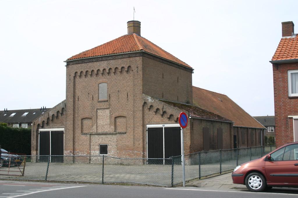 De meestoof ten tijde van het bouwhistorisch onderzoek.
